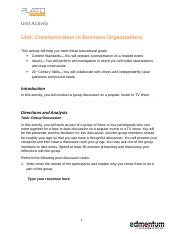 Communication in Business Organizations_UA.docx