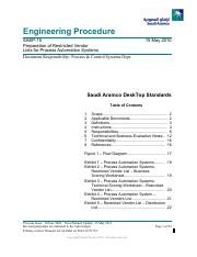 b Concur with all waivers of Saudi Aramco engineering requirements in