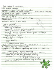 PY 214 Written Notes