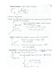 Vector Substitution
