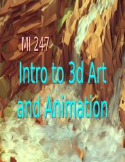 Lecture 01_ Intro to 3D Art & Animation.pptx