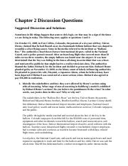 Chapter 2 Discussion Questions, 4e.docx
