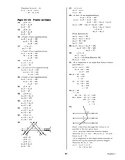 Pre-Calculus Homework Solutions 55
