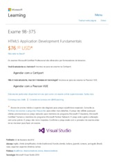 Exame 98-375_ HTML5 Application Development Fundamentals