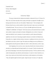 Samantha Gomez literary disgrace paper essay REVISED.docx