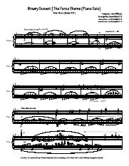 STAR WARS_FORCE THEME_Piano_Sheets_MusicMike512