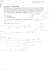 exam7 solutions