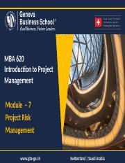 170414_Module_7_-_Project_Risk_Mgmt