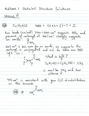 CHEM 213 Midterm 1 Version A 2013 Solutions