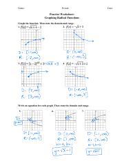 A2Tunit_8_5_Day_2_HW_GraphRadicalFunctions_Domain_Range_ANS ...