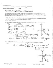 Exam2-930am solutions