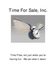 Time For Sale