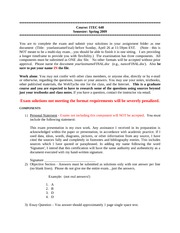ITEC640-Exam2-Sp2009