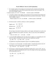 Practice Midterm 2 Answers