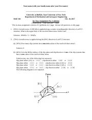 MAE381 assignment2 17 solution (2).docx