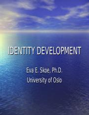 FRONTER.PSY2205.IDENTITY.ERIKSON.H08.ppt