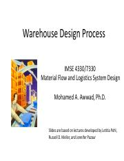 8 Warehouse Design Process - 9-27-2016.pdf