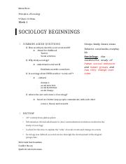 Sociology- Topic One.dotx