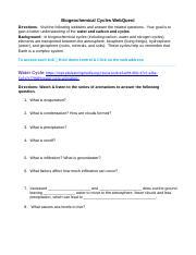 Biogeochemical_Cycles_Webquest.doc - Biogeochemical Cycles ...