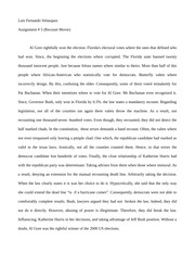Essay on the value of life