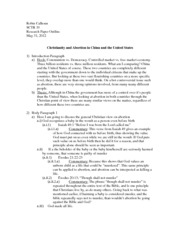 family history essay sample