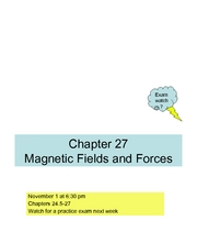 Chapter 27 lecture