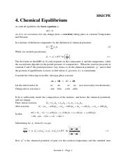 Lecture 4 - Chemical Equilibrium - Teaching Material.pdf