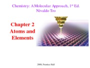 Chap2 atoms & elements edited Tro-Brown
