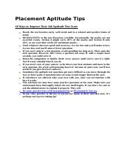 Placement Aptitude Tips.docx.doc