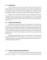 Assignment Pengajian Malaysia 1 0 Pengenalan Sebelum Kedatangan Kuasa Asing Ke Tanah Melayu Beberapa Negeri Di Tanah Melayu Telahpun Mempunyai Sistem Course Hero