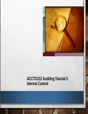 ACCTG 312 Tutorial 3 S2017.ppt