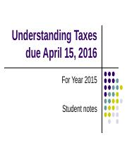 Taxes Lecture FY2015-student-2