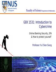 Lecture 9 - Online Banking Security_ 2FA and how to protect [379452]