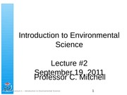 EESA01 Lecture 2