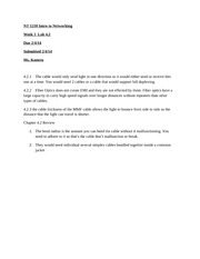 nt1210 chapter 6 summary Chapter 1 introduction to networking the study guide portion of this chapter uses a combination of matching,fill in the blank,multiple choice,.
