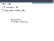 Networks _ Information