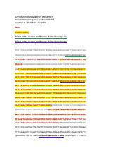 Annotated Sepia gene sequence.docx