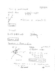 Lecture 22 (Student X)