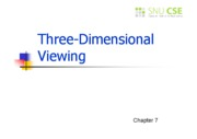 05_3DViewing(ch7)