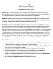 Milestone One Guidelines and Rubric