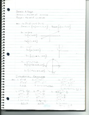 Domain, Range and Exponential Equations Notes