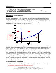 Chemquest 9 - Phase Diagrams
