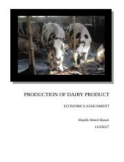 Dairy production.docx