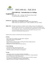 Syllabus.English.099.Fall.2014.Bakke (2)
