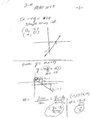 quiz5lines, parallel, perpendicular,systems of eqns. - MAT ...