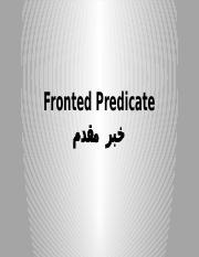 Fronted Predicate.pptx