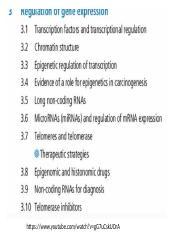 Molecular Biology Of Cancer Lauren Pecorino Pdf