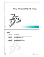 abaqus 6.12 user manual