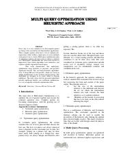 2. c MULTI QUERY OPTIMIZATION USING HEURISTIC APPROACH HEURISTIC APPROACH 2012.pdf