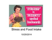 stress+and+food+intake